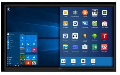 MVIE breidt assortiment uit met Interactieve Touchdisplays van IBoardTouch (iBT)