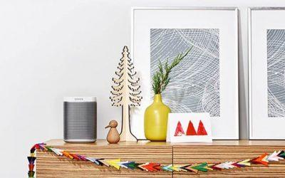 Feestdagenkorting!  Vul je huis met Sonos !