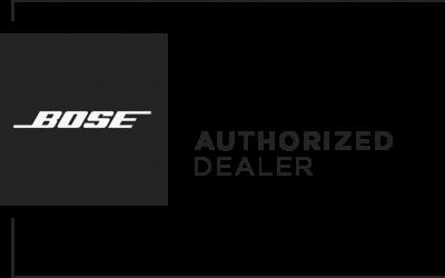 MVIE voegt Bose Professional toe aan het merkenpakket