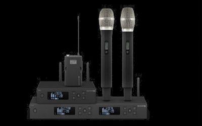 Nieuw draadloos microfoonsysteem Beyerdynamic TG 500