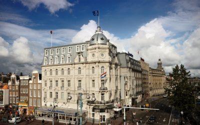 MVIE levert bijdrage aan renovatie Victoria Hotel Amsterdam