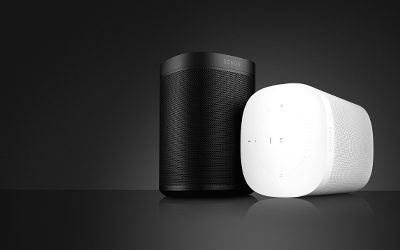 Sonos smart speaker One: superieur geluid