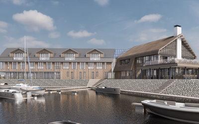 Mooi nieuw project: Waterrijk Oesterdam