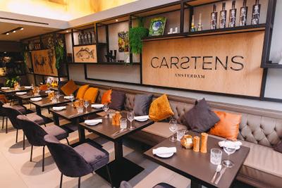 Carstens Brasserie opent op 6 februari haar deuren in het Park Plaza Victoria Amsterdam