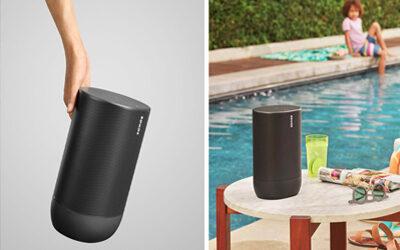 SONOS introduceert 3 nieuwe producten: Sonos Move, Sonos One SL en de Sonos Port