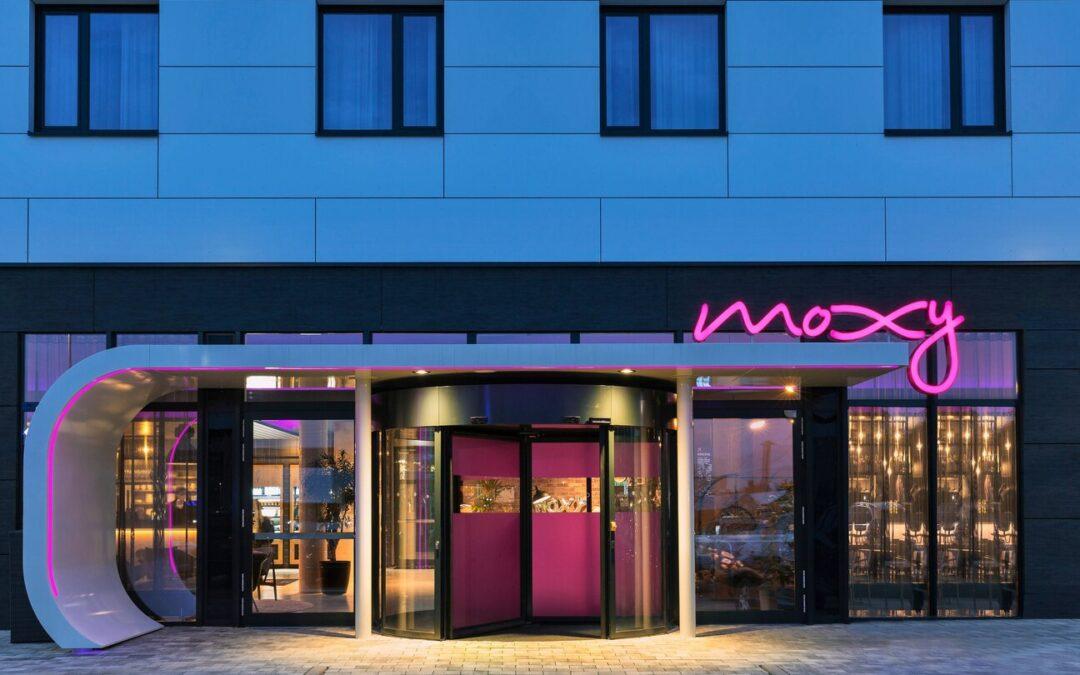 Moxy Hotels, Frankfurt Airport Kelsterbach