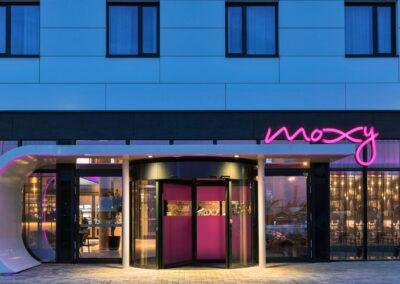 Moxy Hotels Frankfurt Airport Kelsterbach