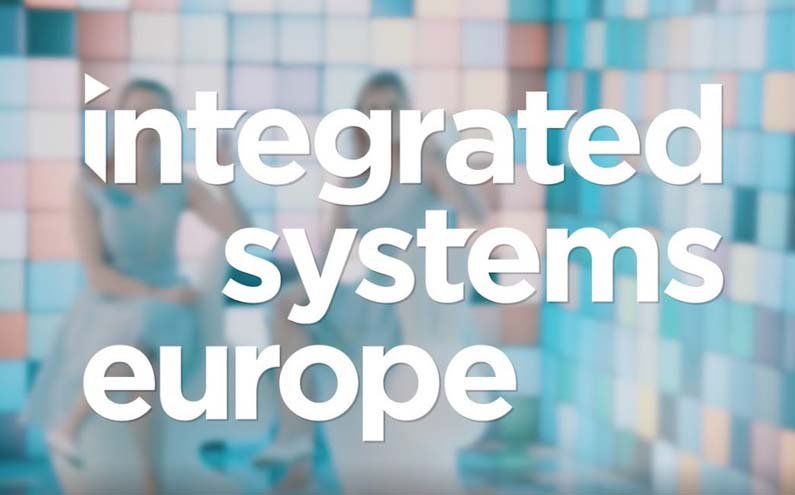 MVIE bezoekt de ISE | Integrated Systems Europe
