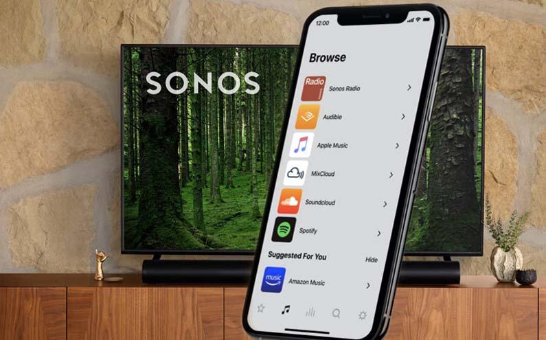 NIEUWS | Sonos introduceert een Nieuwe App