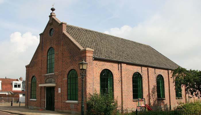 Gereformeerde Kerk Asperen