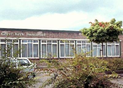 Gereformeerde Kerk Immanuël Gorinchem