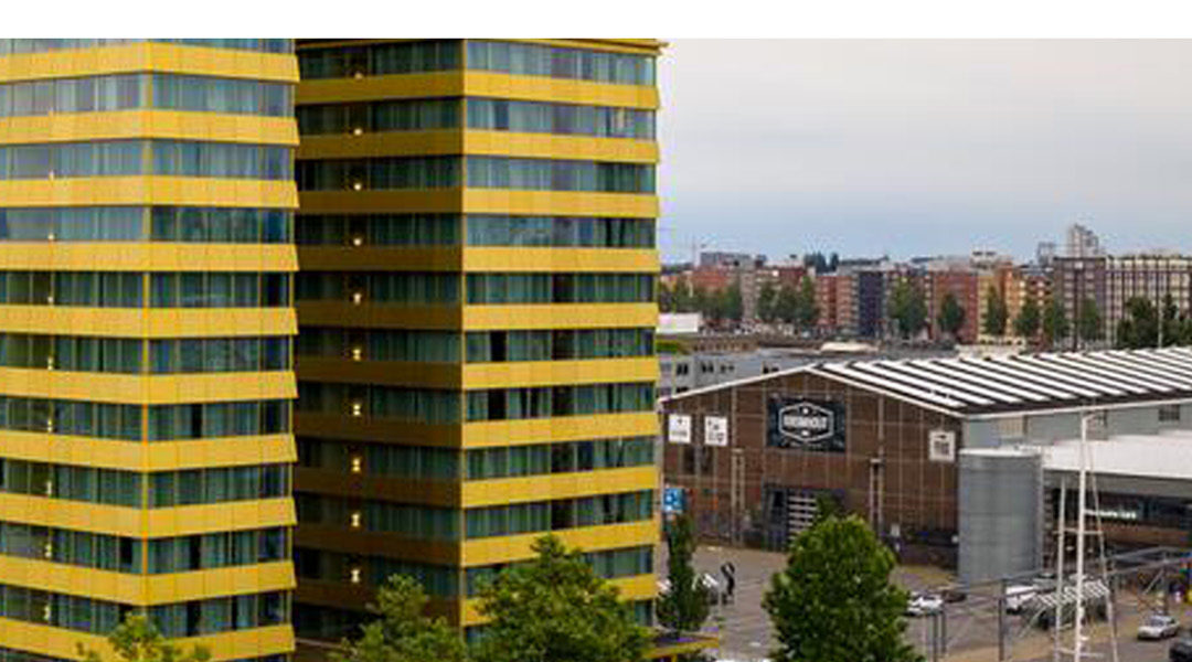 Holiday Inn Express Amsterdam-Noord