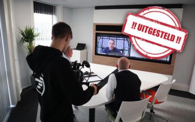NIEUWS | MVIE RTL Z Next Level UITGESTELD