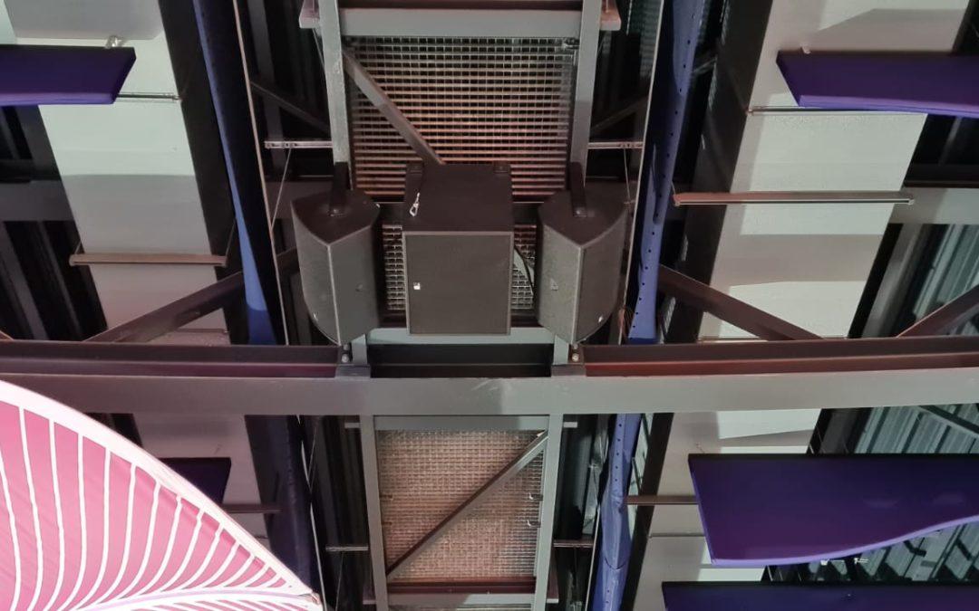 NIEUWS | MVIE aan het werk bij Sportiom 's-Hertogenbosch