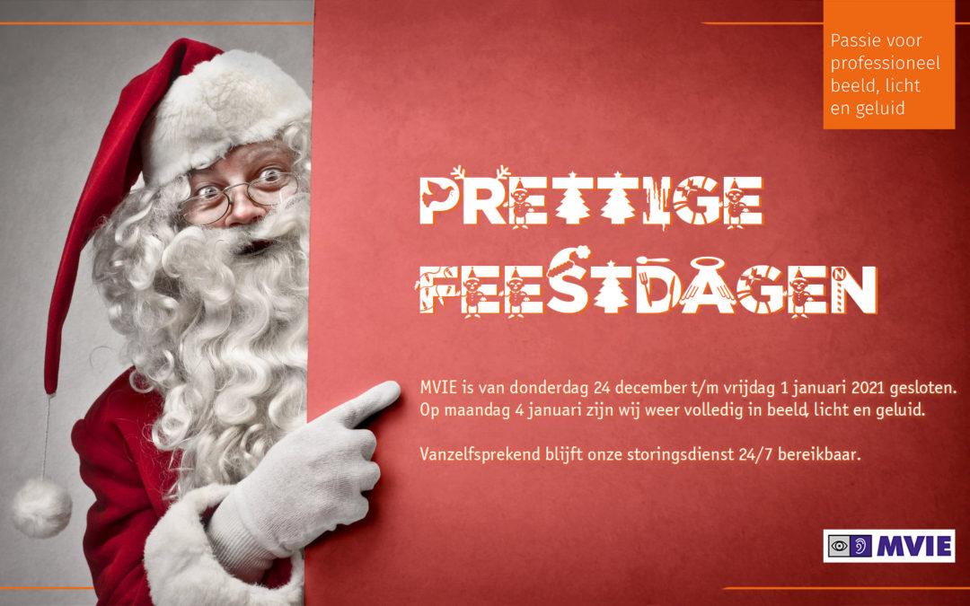 NIEUWS | MVIE wenst u een mooie Kerst en een gezond 2021!