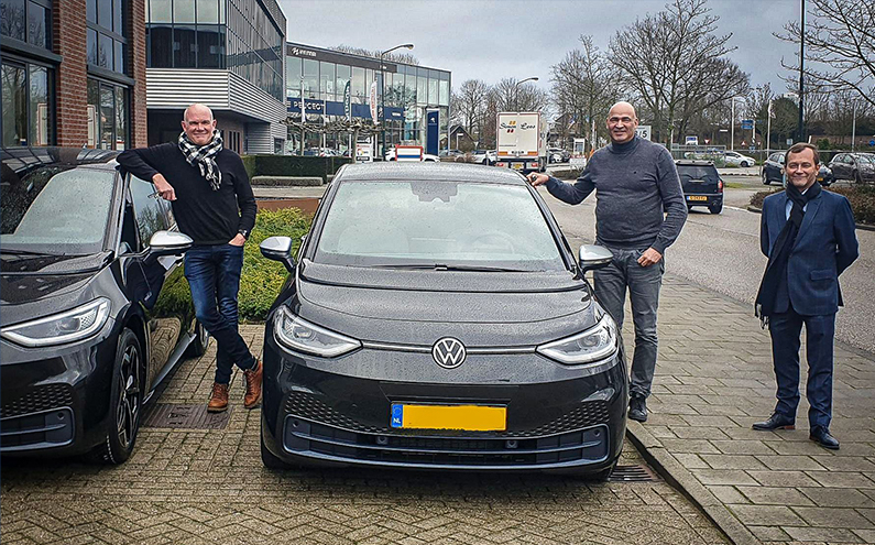 MVIE Volkswagen ID3 De waal Gorinchem Autolease Midden Nederland
