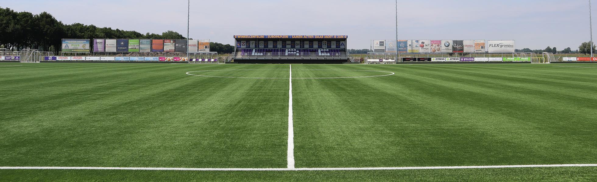 MVIE Glaspark Leerdam Geluidsinstallatie Sportcomplex