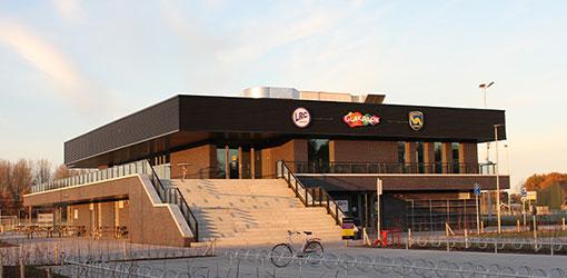 MVIE Glaspark Leerdam Sportcomplex Review