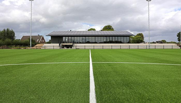 Sportvereniging Clubgebouw-SV-Meerkerk