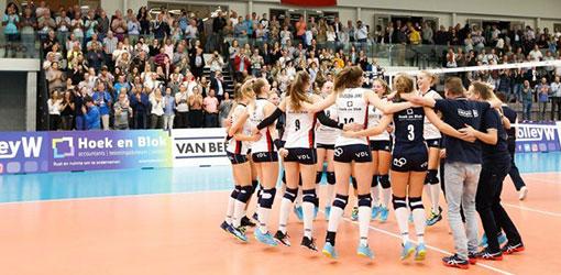 Volleybalvereniging Sliedrecht Sport MVIE Review