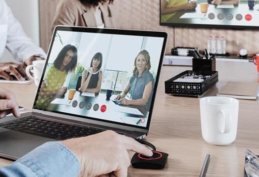 MVIE Videoconferencing Huddle Room 1