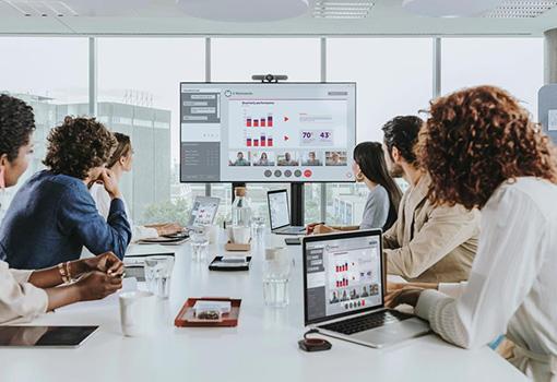 MVIE Videoconferencing Huddle Room