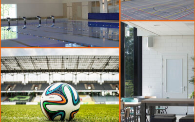 NIEUWS | Beeld en Geluid in uw Sportaccommodatie?