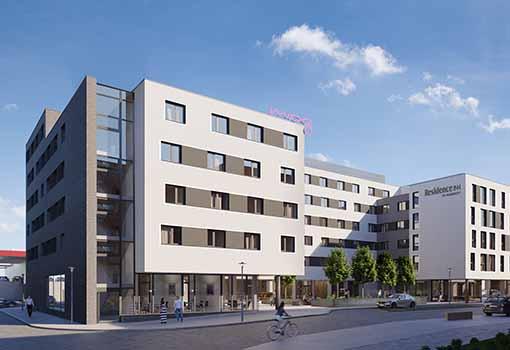Hotel Residence Inn Hamburg